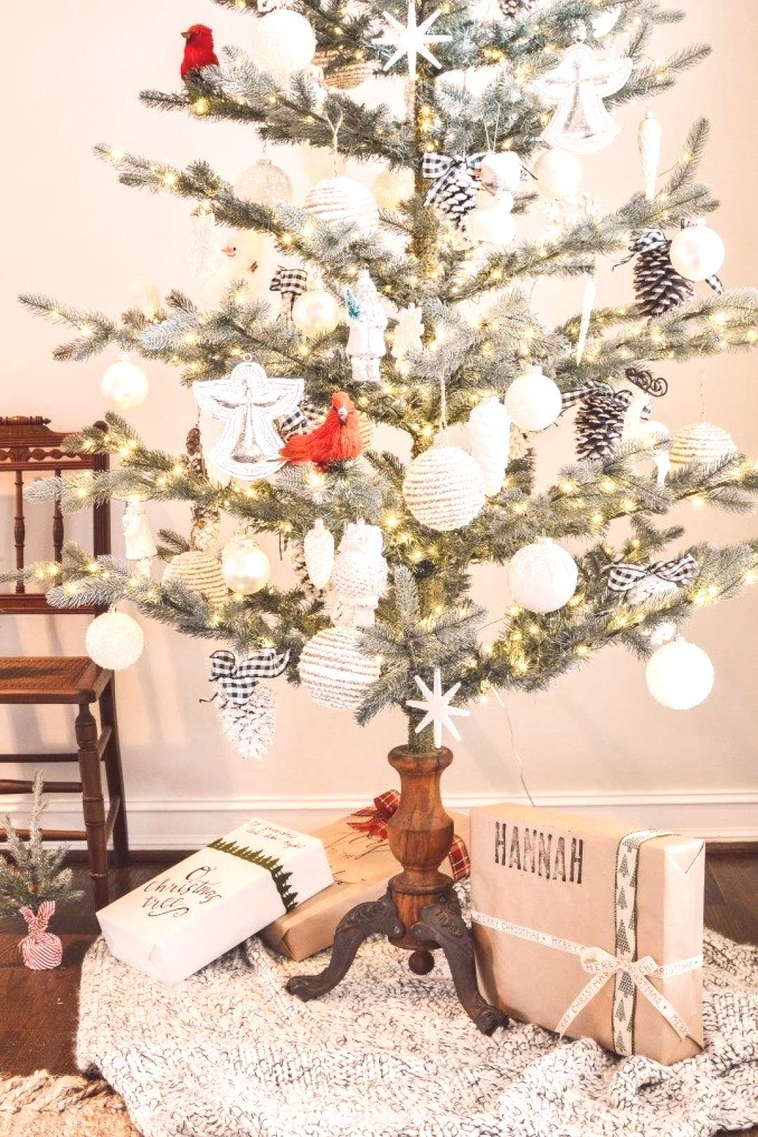 15+ Unique Christmas Tree Containers - The Chelsea Project