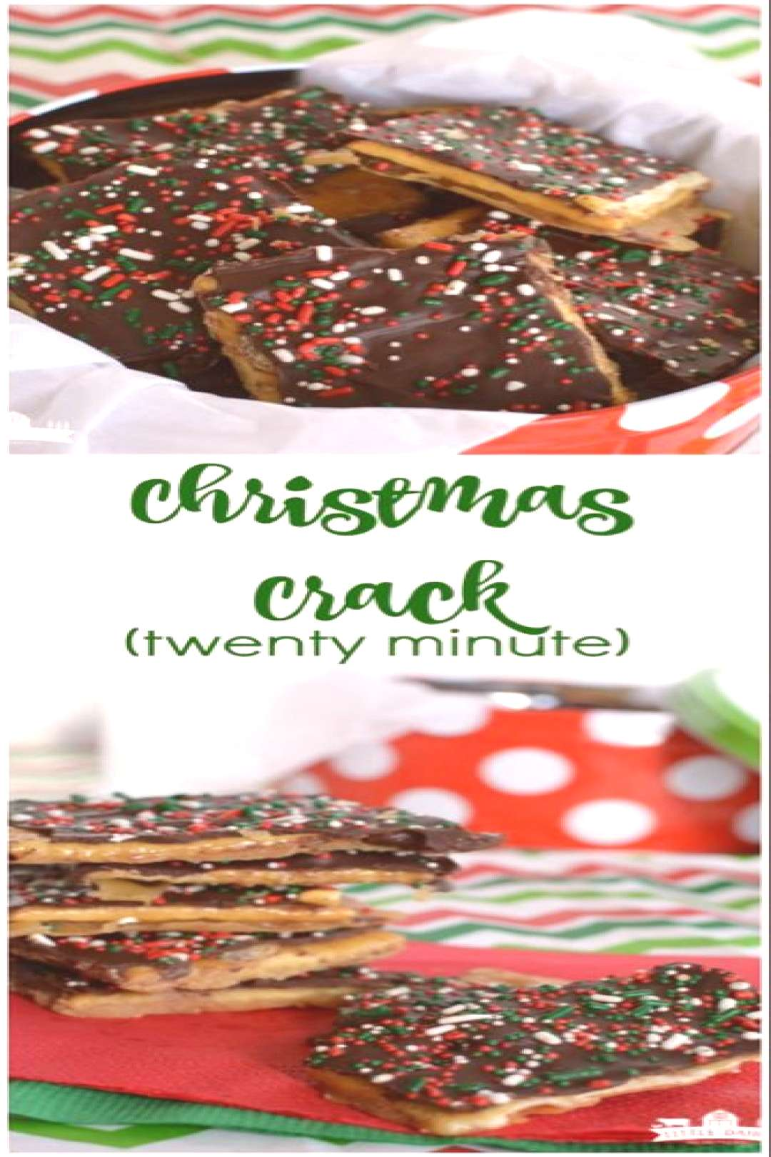 20 Minute Christmas Crack | Page 2 of 2 | Little Dairy On the Prairie