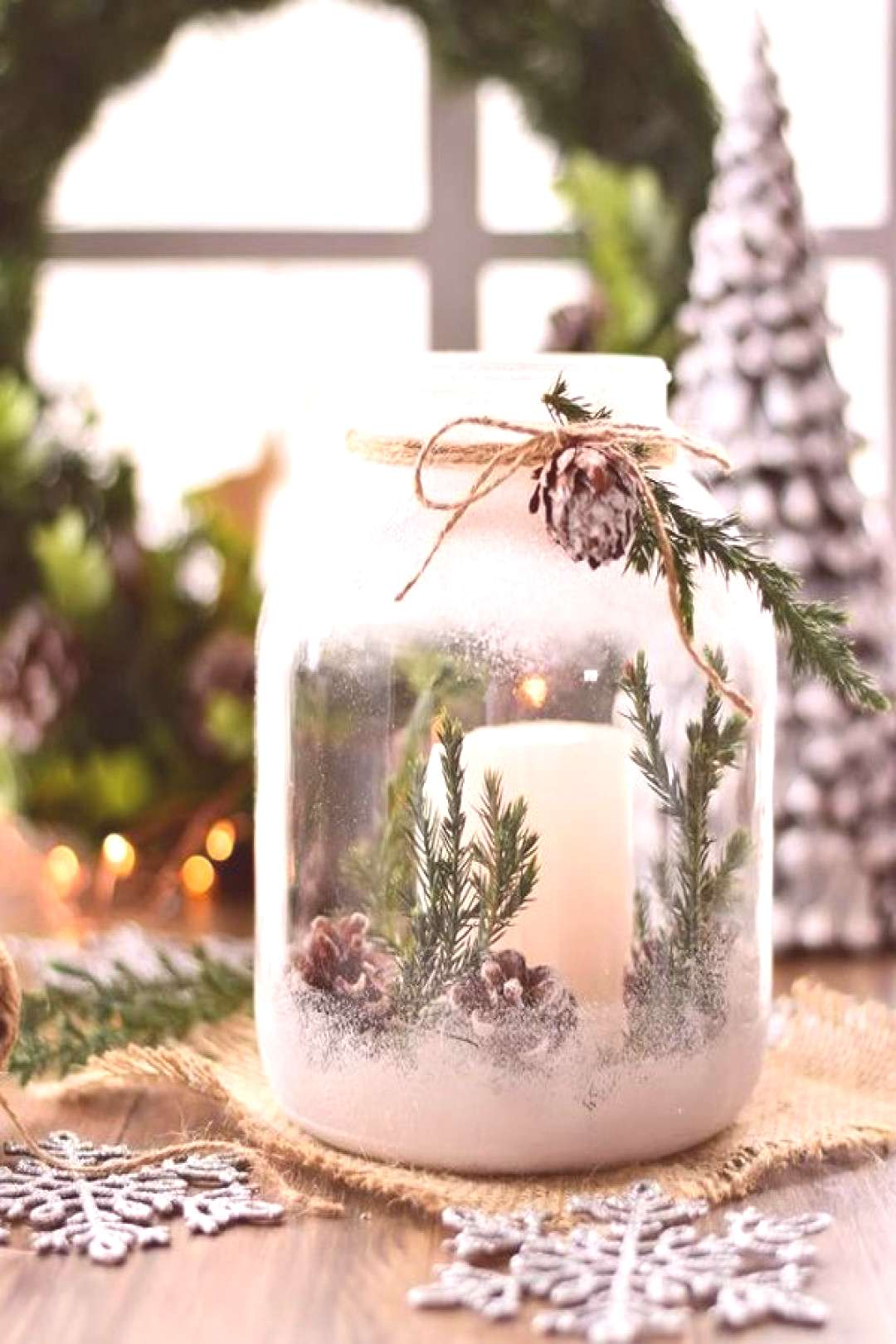 25+ Ways To Use Candles For Christmas Season
