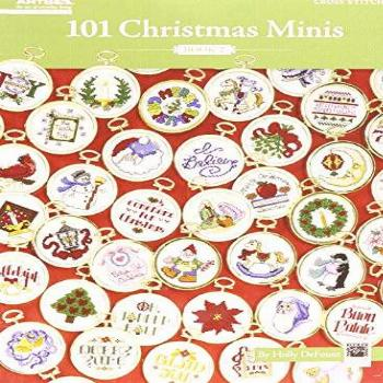 101 Christmas Minis, Book 2-Packed with Traditional Holiday