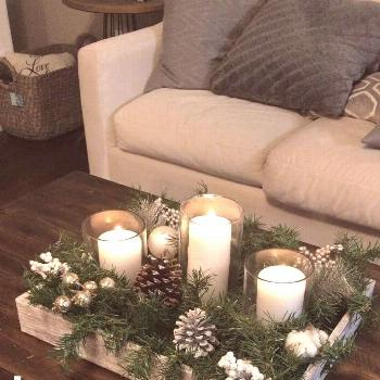 120+ magical christmas centerpieces that you can do in no time 39 |