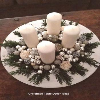 120+ magical christmas centerpieces that you can do in no time