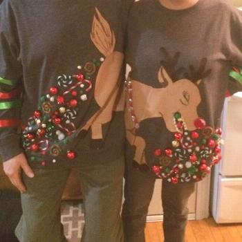 15+ Of The Ugliest Christmas Sweaters Ever (Submit Yours!) | Bored Panda