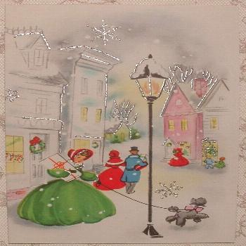 Best 25+ Vintage greeting cards ideas on Pinterest christmas greeting cards  christmas greeting car