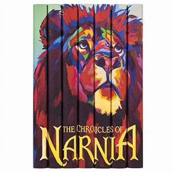 Juniper Books The Chronicles of Narnia Complete Series  