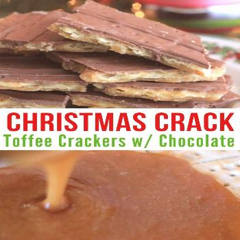Mouthwatering Christmas Crack  Easy & Delicious Christmas Crack is the one treat we have to make ev