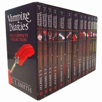 Vampire Diaries The Complete Collection Books 1 - 13 Box Set