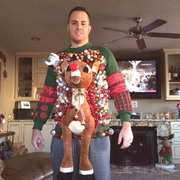 Whether you're a fan of DIY or you like to buy, this post has 20 hilarious ugly Christmas sweater i