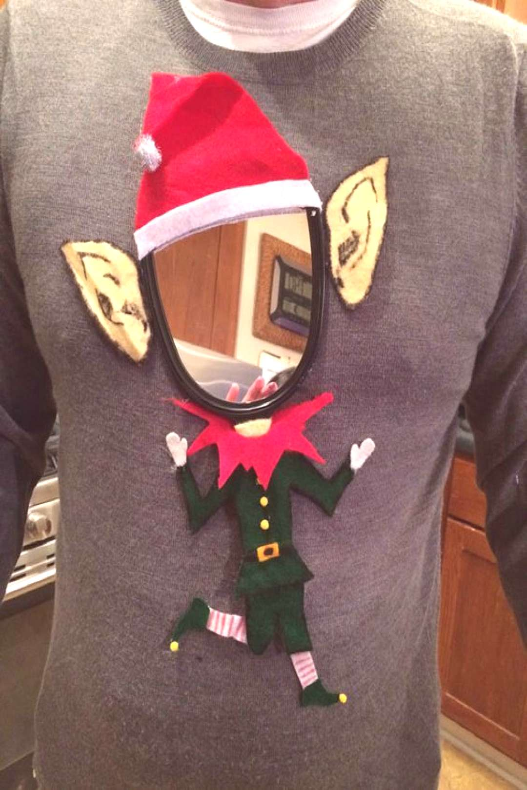 51 Ugly Christmas Sweater Ideas So You Can Be Gaudy and Festive - Page 3 of 3