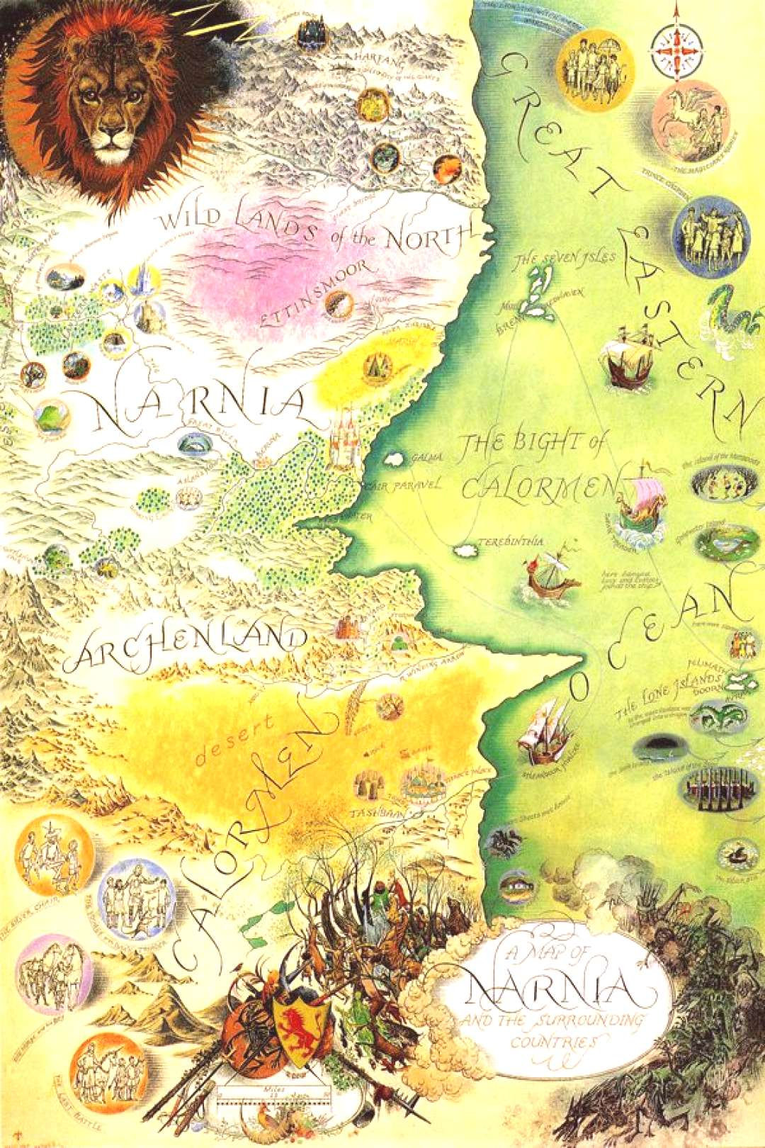 9 Things You Should Know About The Chronicles of Narnia – The Gospel Coalition Blog -