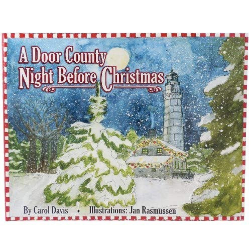 A DOOR COUNTY NIGHT BEFORE CHRISTMAS