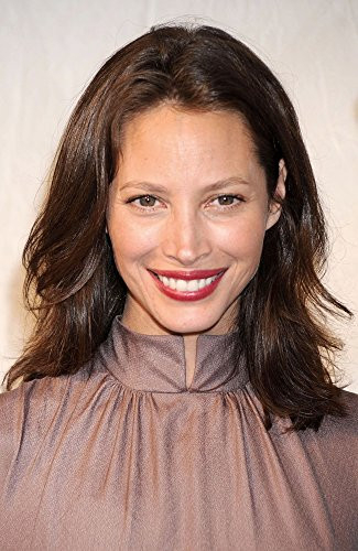 Christy Turlington At Arrivals For The Film Society Of