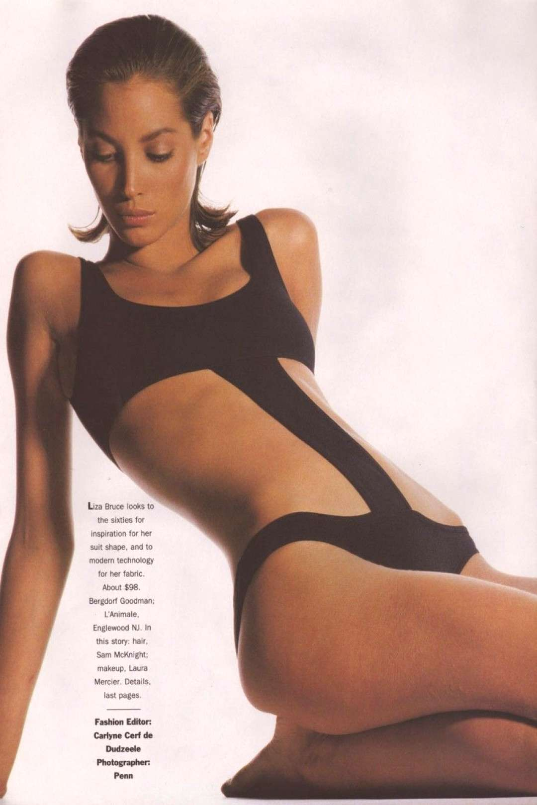 Christy Turlington photo 661 of 945 pics, wallpaper - photo - ThePlace2