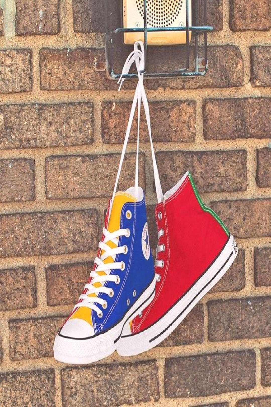 Converse Chuck Taylor All Star Hi Color-Block Sneaker | Journeys