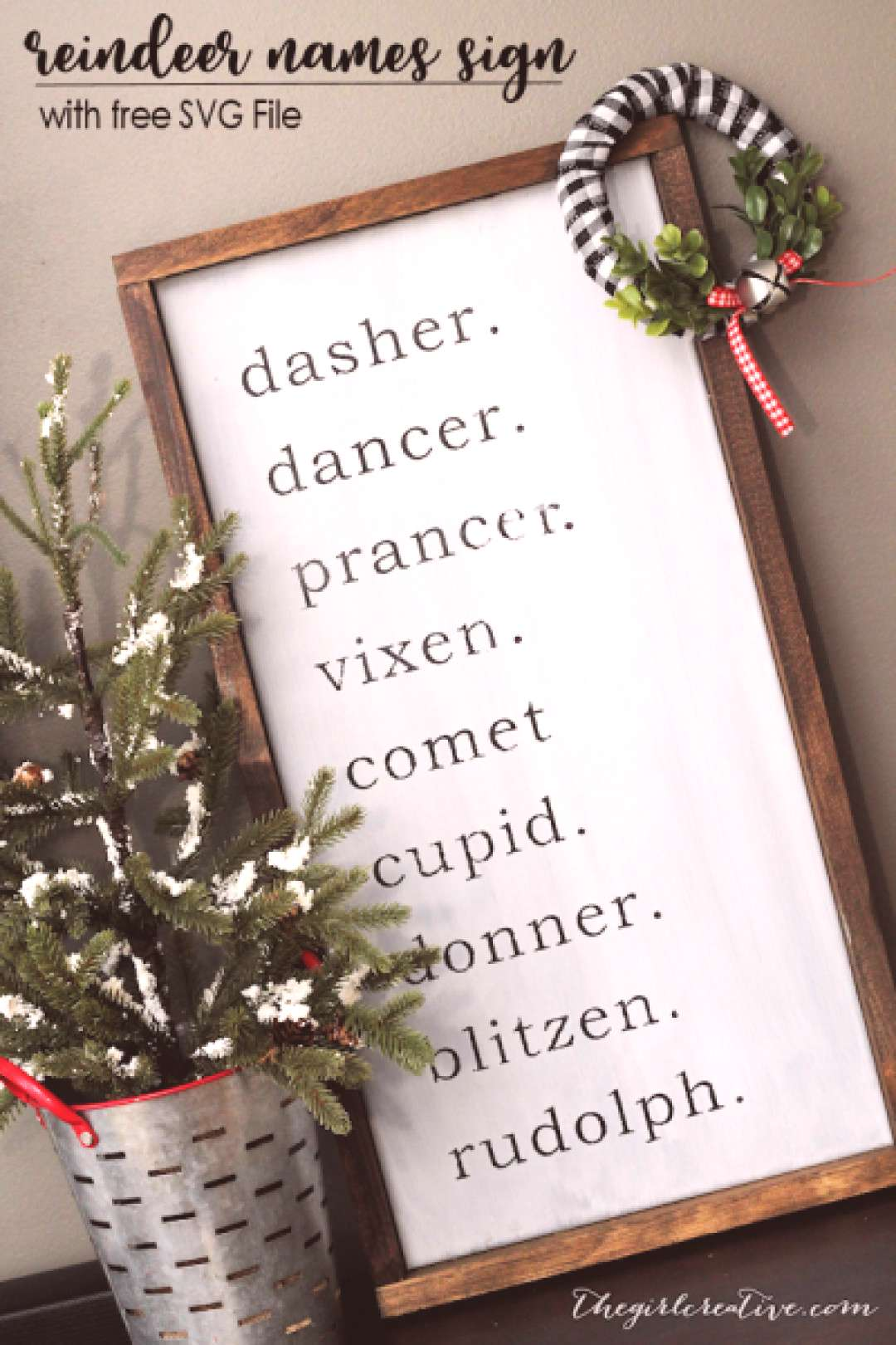 DIY Farmhouse Christmas Signs that are Fabulous amp Fun! Looking to add a touch of Farmhouse to your