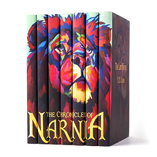Juniper Books The Chronicles of Narnia Complete Series |