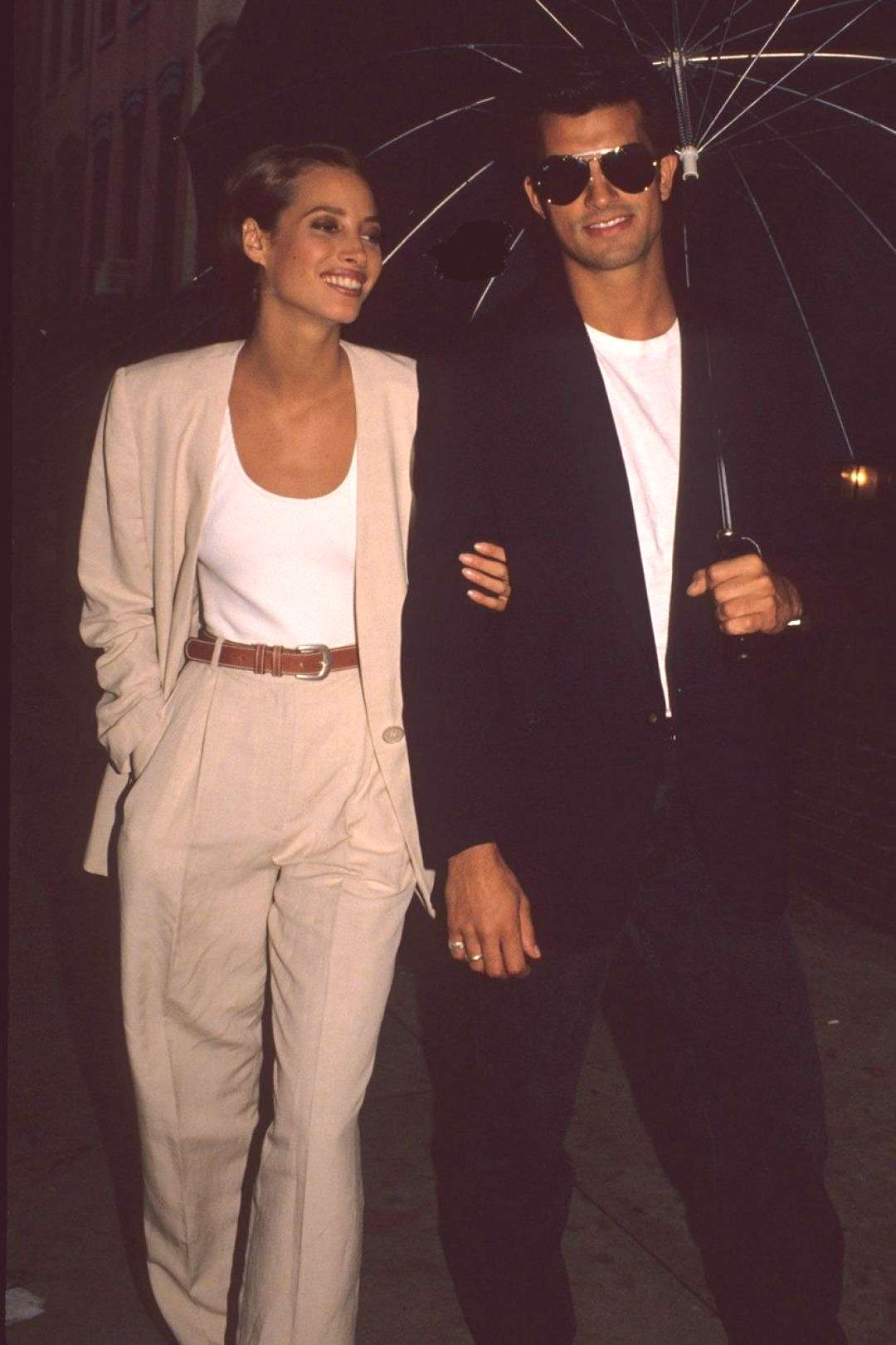 Le style 90s de Christy Turlington