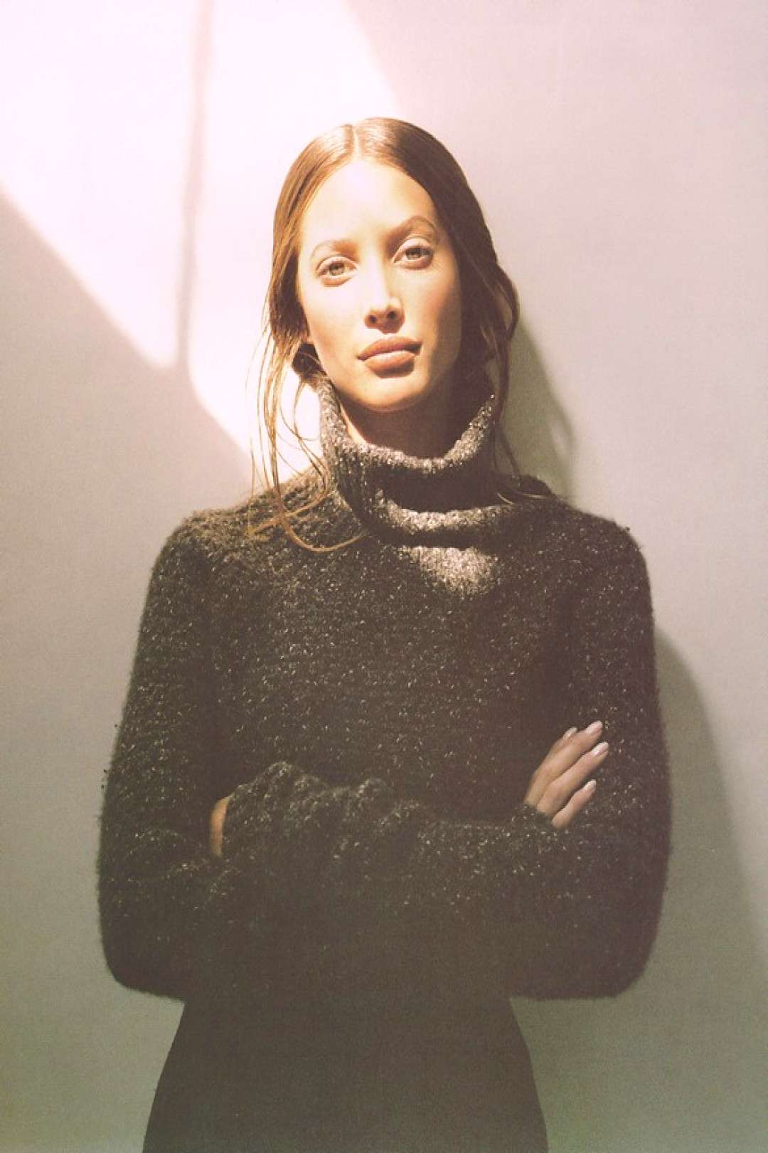 lunchlatte Christy Turlington by Patrick... - Purl on Pearl.
