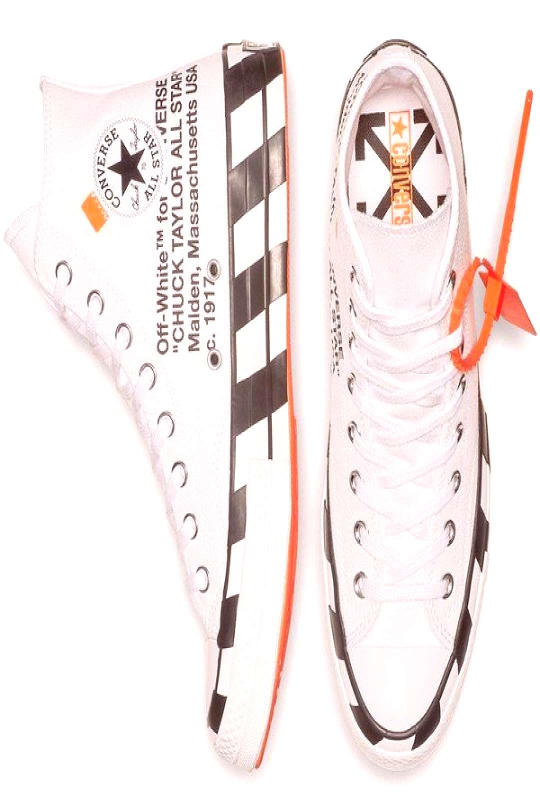 Off-White × Converse Chuck Taylor All Star 70