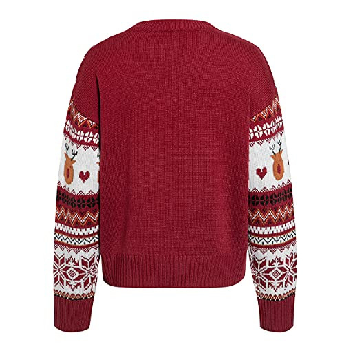Simplee kids Ugly Christmas Sweater Family Matching Outfits