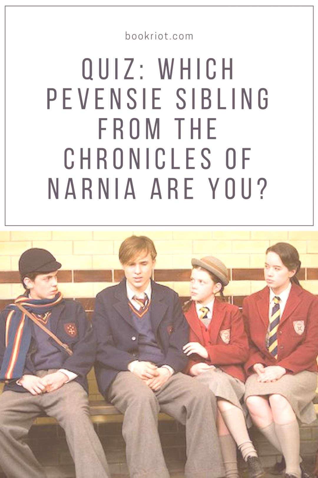 Take the quiz to discover which Pevensie sibling from The Chronicles Of Narnia you are.  quizzes |