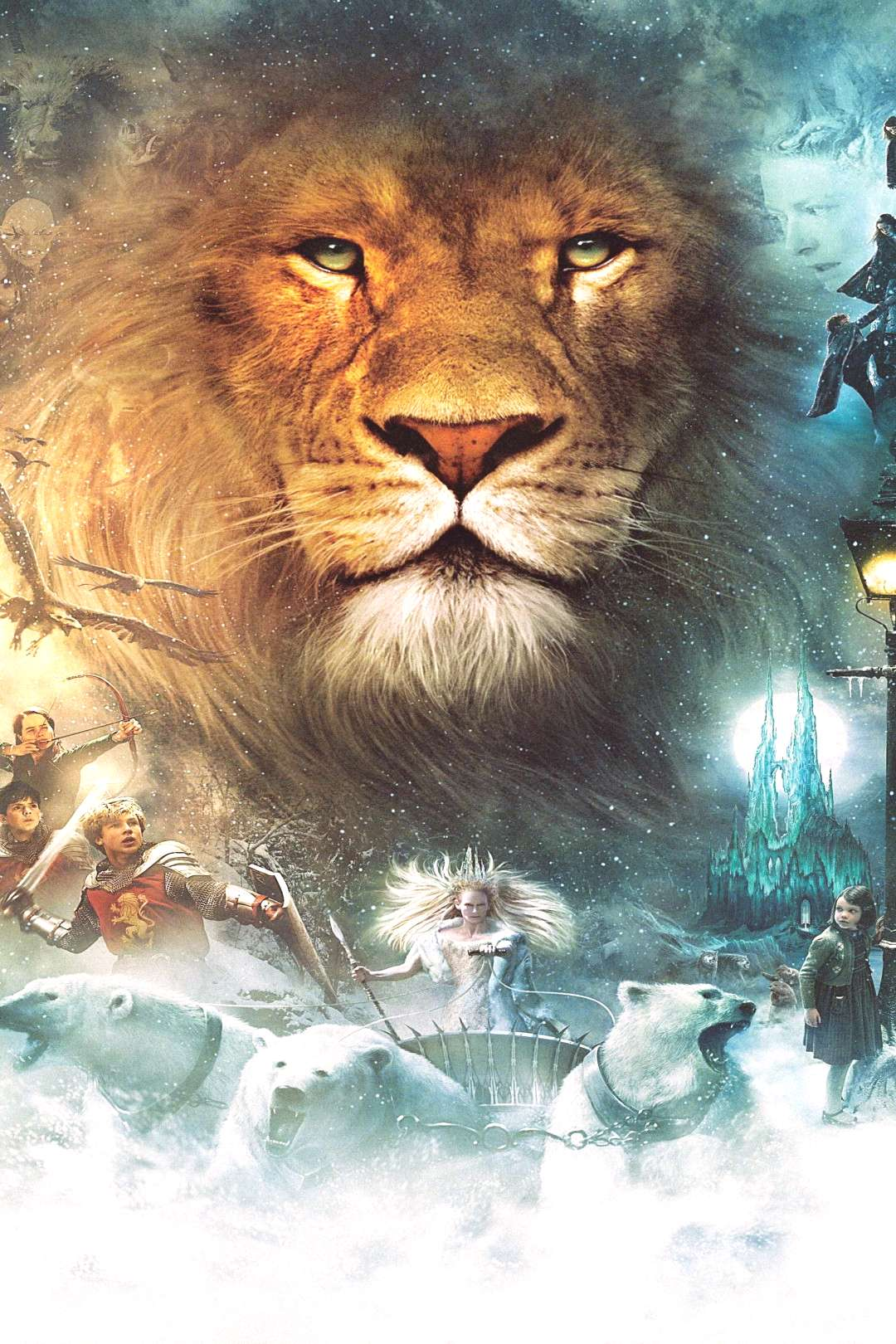 The Chronicles of Narnia The Lion, the Witch and the Wardrobe (2005) Phone Wallpaper | Moviemania
