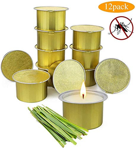 Tobeape Christmas Scented Candles Gift Set, Natural Soy Wax