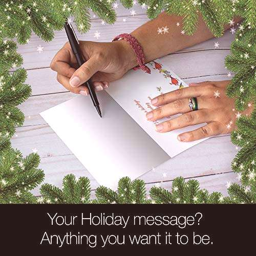 Tree-Free Greetings Christmas Cards and Envelopes, Holiday
