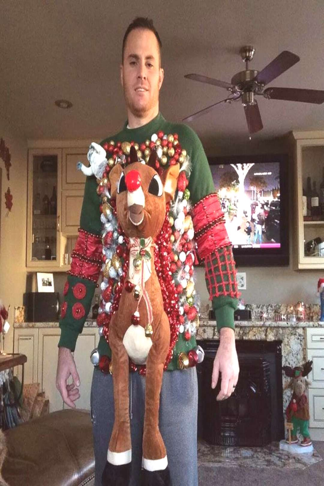 Whether youre a fan of DIY or you like to buy, this post has 20 hilarious ugly Christmas sweater i